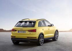 2017 Audi Q3. Image by Audi.