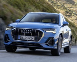 All-new Audi Q3. Image by Audi.