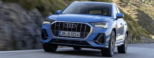 First drive: Audi Q3. Image by Audi.