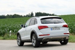 2012 Audi Q5. Image by Shane O' Donoghue.