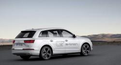 2015 Audi Q7 e-tron quattro. Image by Audi.