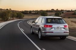 2016 Audi Q7 e-tron plugin hybrid. Image by Audi.