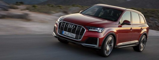 Update time for Audi Q7 Mk2. Image by Audi AG.