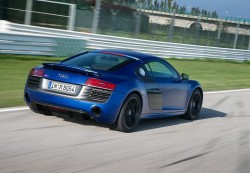 2013 Audi R8 V10 plus. Image by Audi.