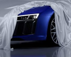 2015 Geneva Motor Show. Image by Audi.