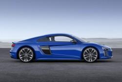 2015 Audi R8 e-tron. Image by Audi.