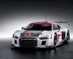 2015 Audi R8 LMS. Image by Audi.
