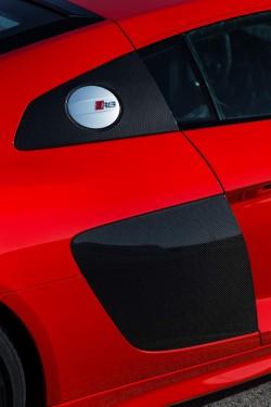 2015 Audi R8 V10 plus. Image by Audi.