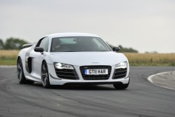 2011 Audi R8 GT. Image by Max Earey.