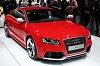2010 Audi RS5.