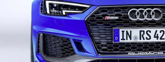 Audi introduces RS4 and RS5 Carbon Editions. Image by Audi.
