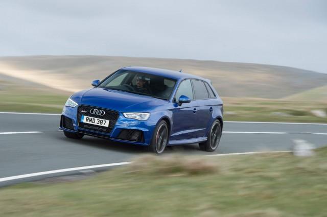 Driven: Audi RS 3 Sportback. Image by Audi.