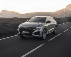 Audi RS Q8 tested. Image by Audi AG.