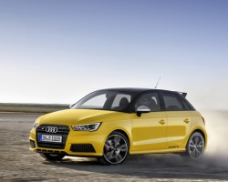 Incoming: Audi S1. Image by Audi.
