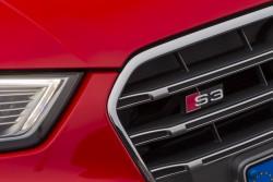 2014 Audi S3 saloon. Image by Audi.