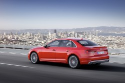 2015 Audi S4. Image by Audi.