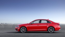 2016 Audi S4. Image by Audi.