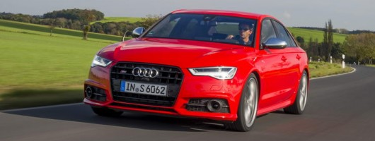 First drive: Audi S6 Saloon. Image by Audi.