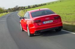 2015 Audi S6. Image by Audi.