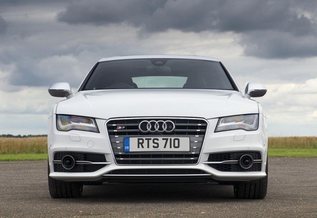 The Car Enthusiast Image Gallery 2013 Audi S7 Sportback