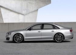 2015 Audi S8 plus. Image by Audi.