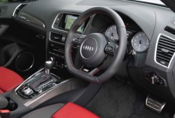2015 Audi SQ5. Image by Audi.