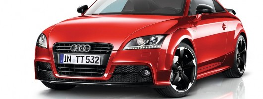 Special edition TT launched. Image by Audi.