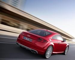 Incoming: Audi TT. Image by Audi.
