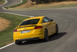 2014 Audi TTS. Image by Audi.