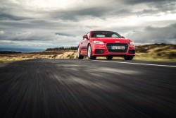 2014 Audi TT. Image by Richard Pardon.