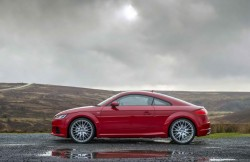 2015 Audi TT. Image by Audi.