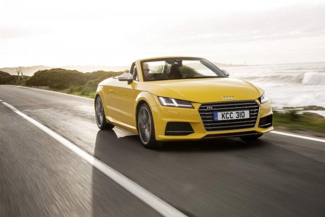 Driven: Audi TTS Roadster. Image by Audi.