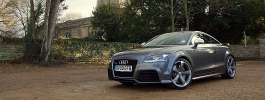 Week at the Wheel: Audi TT RS. Image by Dave Jenkins.