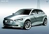 Audi A1 Sportback concept.
