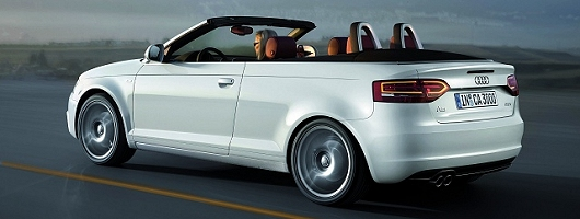 Drop Top Audi A3 Image By