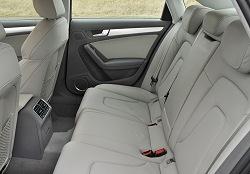 2008 Audi A4. Image by Audi.
