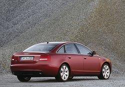 2004 Audi A6. Image by Audi.