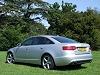 2009 Audi A6. Image by Audi.