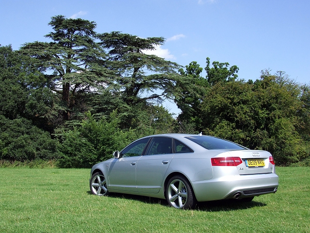 Week at the Wheel: Audi A6. Image by Audi.