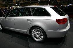 2005 Audi A6 Avant. Image by Shane O' Donoghue.
