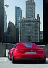 2009 Audi e-tron concept.