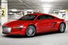 2009 Audi e-tron concept. Image by Audi.