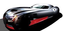 2006 Audi Nero concept car. Image by LA Auto Show.