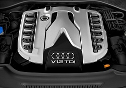 2009 Audi Q7 V12 TDI. Image by Audi.