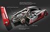 2025 Audi R25 concept. Image by Audi.