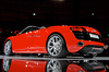 2010 Audi R8 Spyder. Image by Kyle Fortune.