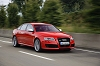 2009 Audi RS6 saloon. Image by Audi.