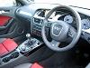 2009 Audi S4 Avant. Image by Mark Nichol.