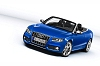 Supercharged S5 tops new A5 Cabriolet line-up. Image by Audi.