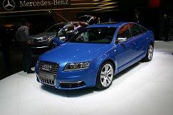 2006 Audi S6. Image by Shane O' Donoghue.